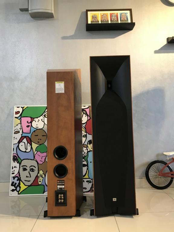 JBL Studio 590 - SOLD D1aaf210