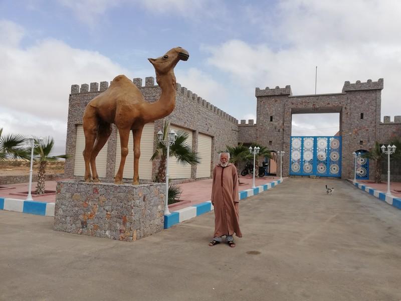"[Maroc Camp/Découverte]  Futur camping ""Riad Maissa"" à Tiznit 1_entr10"