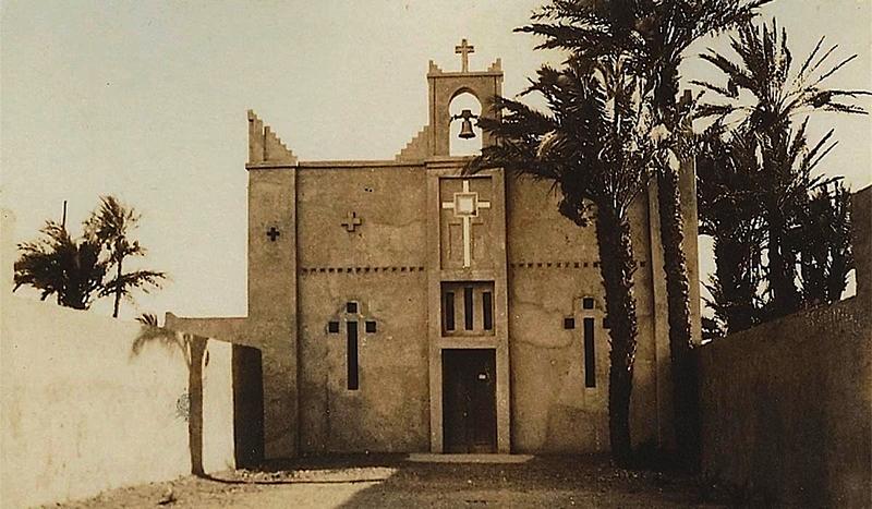 [Maroc/Histoire, Accueil...] église ouarzazate Eglise10