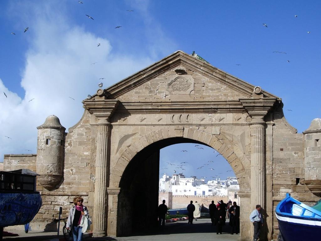 [Maroc/Histoire, Accueil...] marqueterie essaouira Essa610