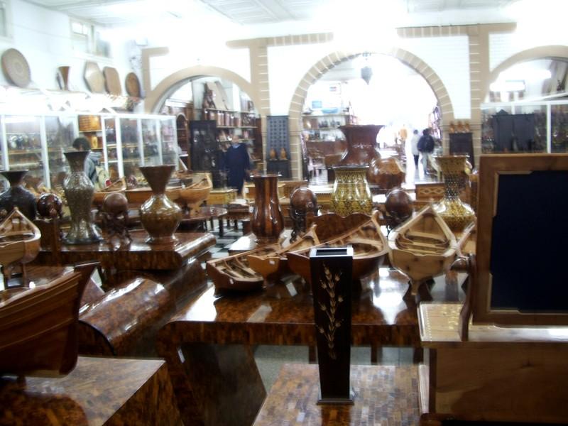 [Maroc/Histoire, Accueil...] marqueterie essaouira Essa_210