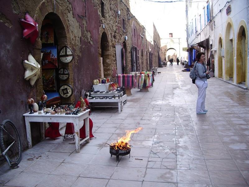[Maroc/Histoire, Accueil...] marqueterie essaouira Essaou10