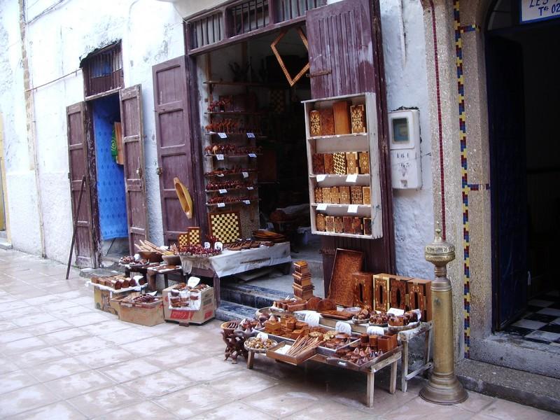 [Maroc/Histoire, Accueil...] marqueterie essaouira Essaou12