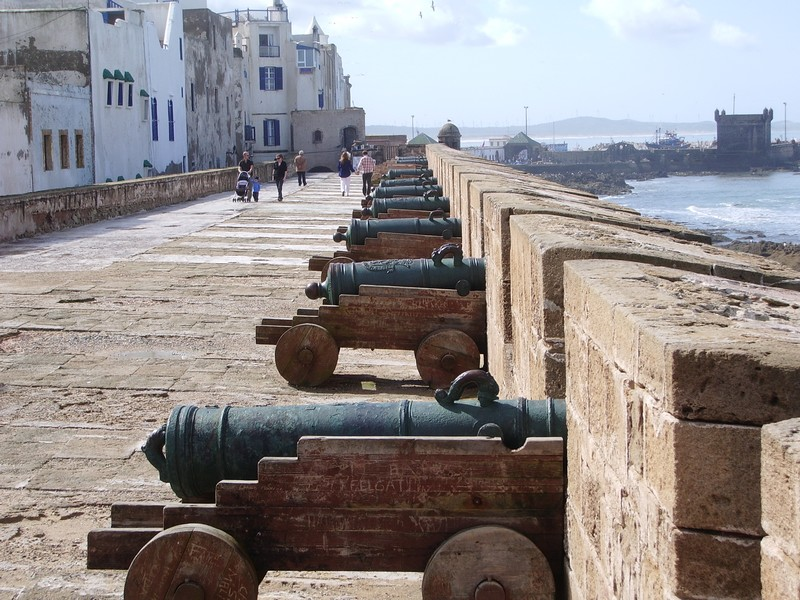 [Maroc/Histoire, Accueil...] marqueterie essaouira Essaou14