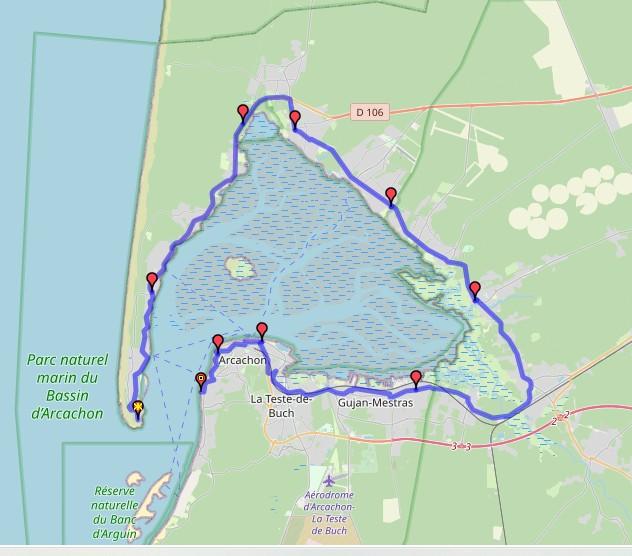 [Autres voyages/France] Bassin d'Arcachon Tour_a10
