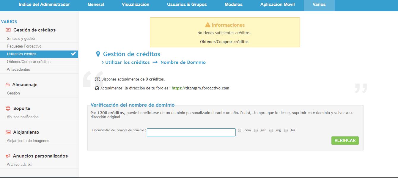 reserve dominio personalizado y no me aparece Sin_tz10