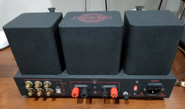 Analog Audio Labs Tube Amplifier A-213 FUI-sold 20181220