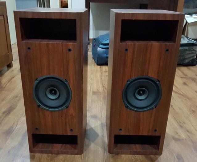 Loth X Ion 3 Full Range Floorstanding Speakers(on hold) 20190116