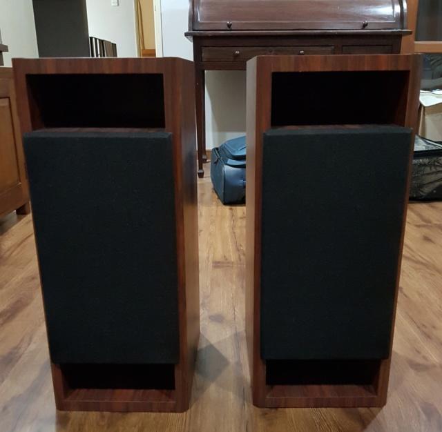 Loth X Ion 3 Full Range Floorstanding Speakers(on hold) 20190118