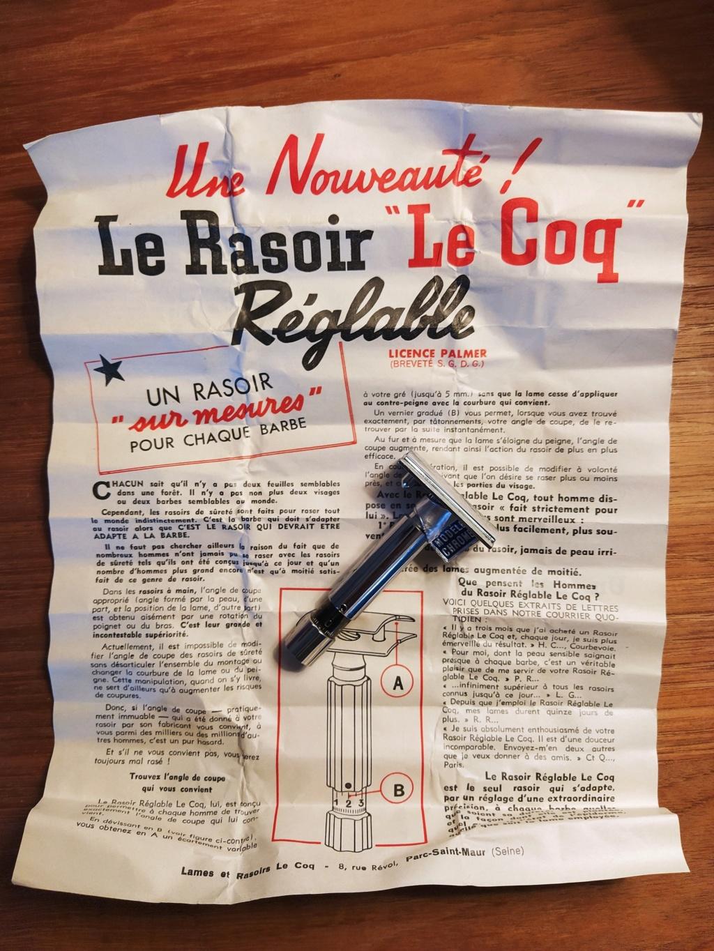 Le Coq réglable licence Palmer (années 1930-1950 ?) - Page 5 Img_2112