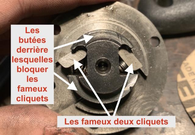 TUTO - Calage et réglage crémaillère de sélecteur Cota 123 T Clique10