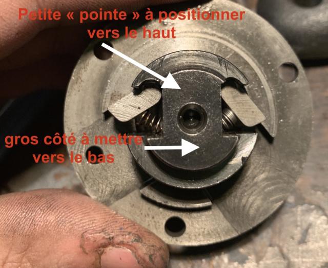 TUTO - Calage et réglage crémaillère de sélecteur Cota 123 T Clique11