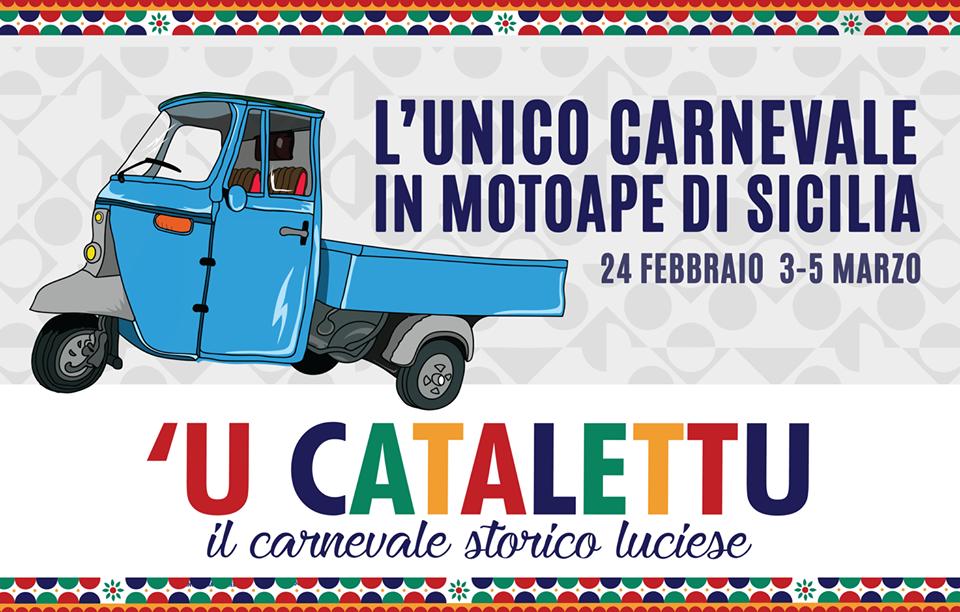 U Catalettu - il Carnevale storico luciese Motoap10