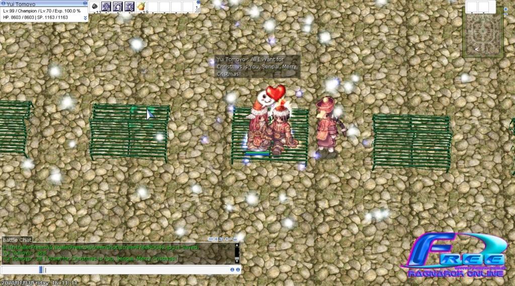 Event Screenshot Game Christmas 2019 Screen11