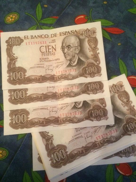 100 pesetas 1970 - Falla 2d418d10