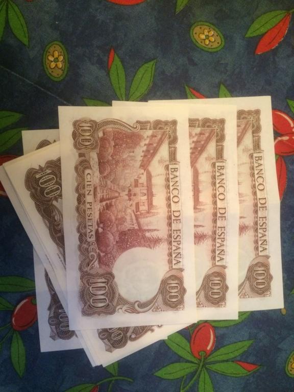 100 pesetas 1970 - Falla E97eb810