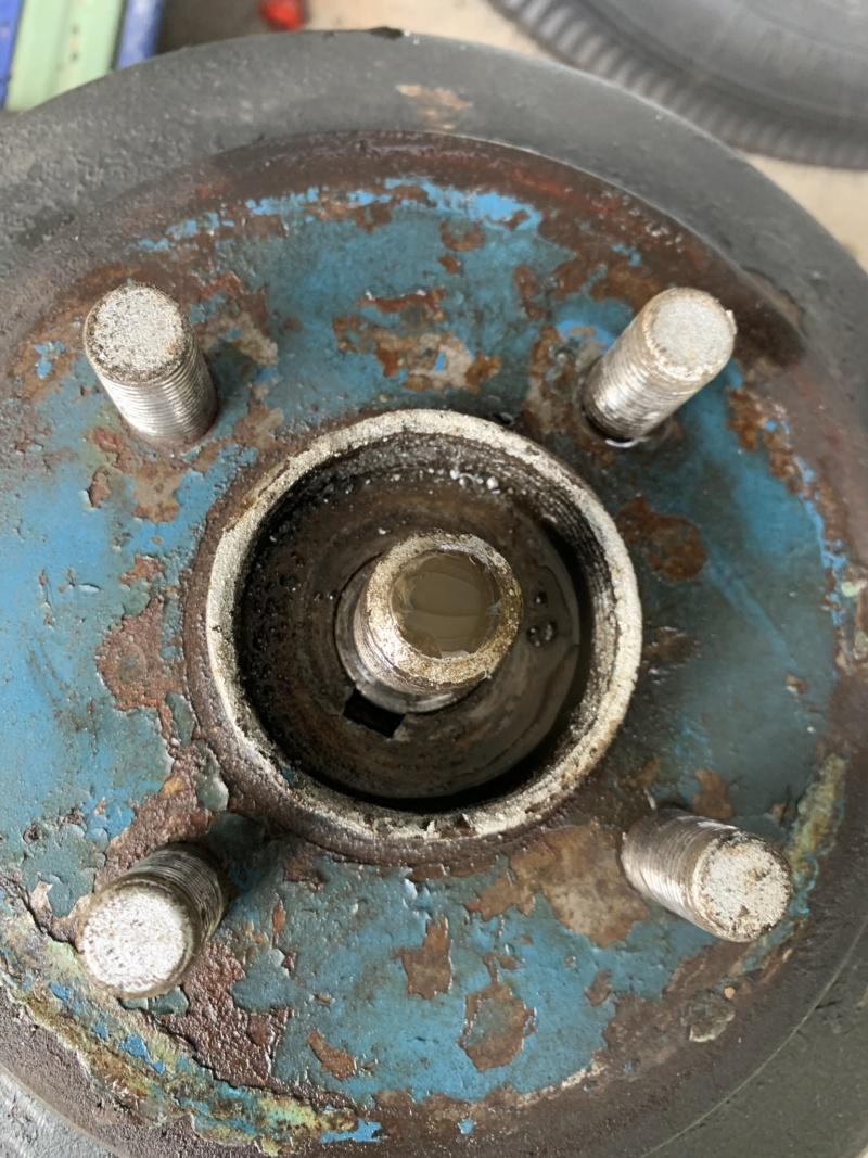 Antriebseinheit und Bremse Bremst11