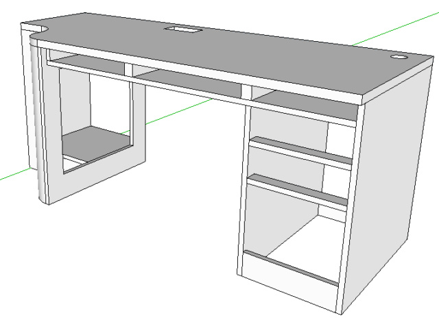 Projet de bureau Tableb13