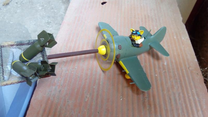 B 24 et KI 84 EGG - Projet en cours - Img_2165