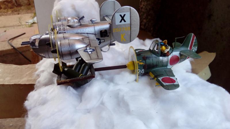 B 24 et KI 84 EGG - Projet en cours - Img_2178