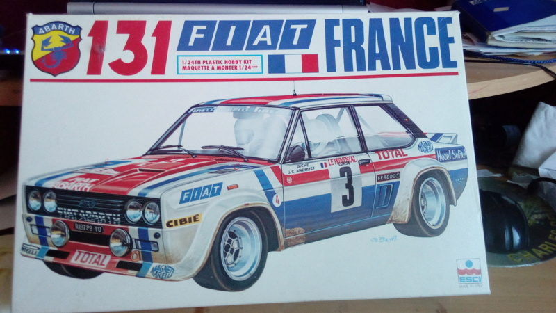 Absence de notice  - Fiat Abarth 131 - 1/24 Img_2573