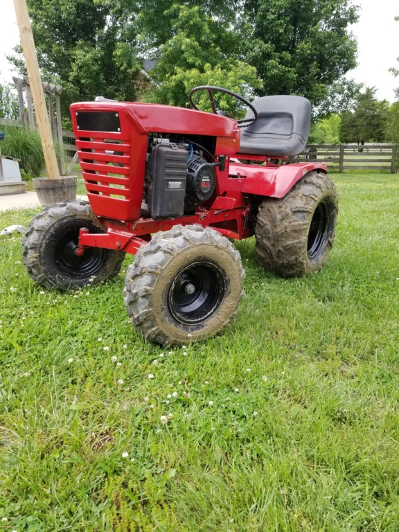 1969 Wheel Horse 700 WORKHORSE 20190512