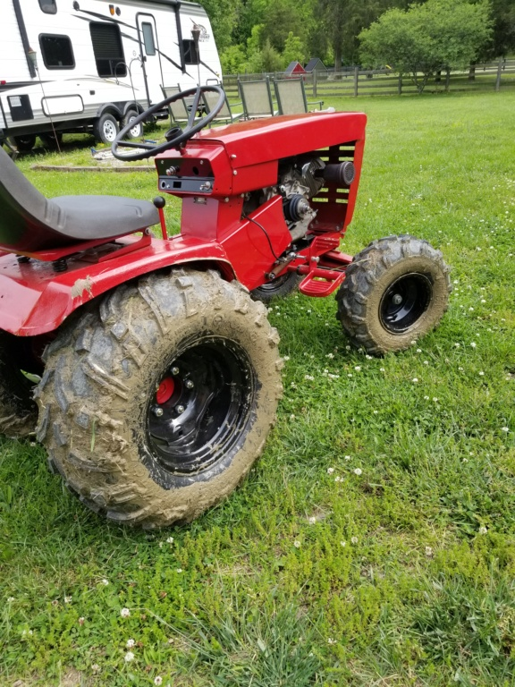 1969 Wheel Horse 700 WORKHORSE 20190513