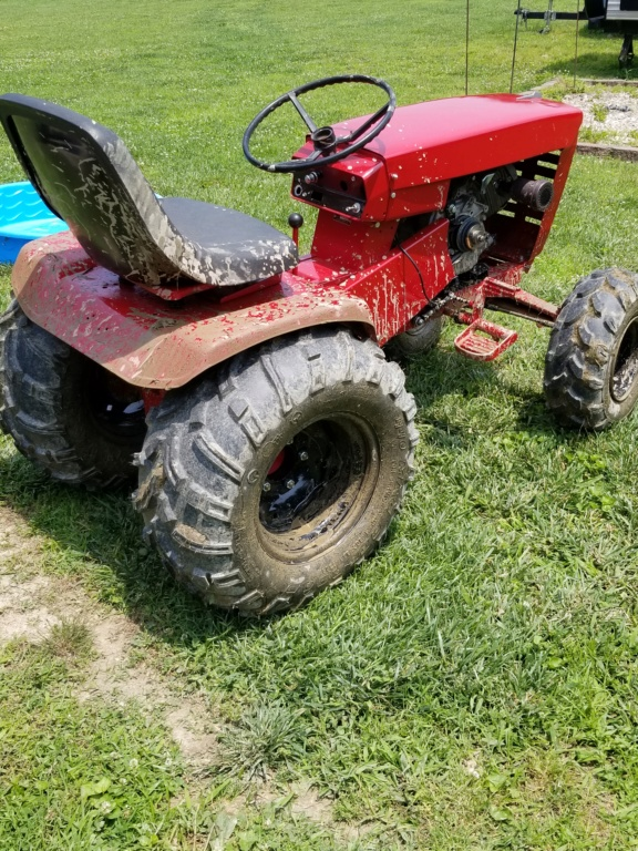1969 Wheel Horse 700 WORKHORSE 20190610