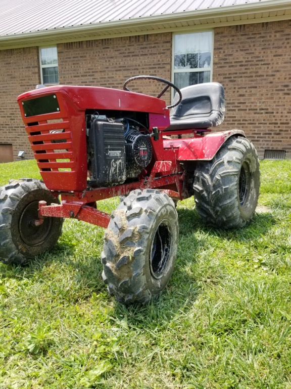 1969 Wheel Horse 700 WORKHORSE 20190611