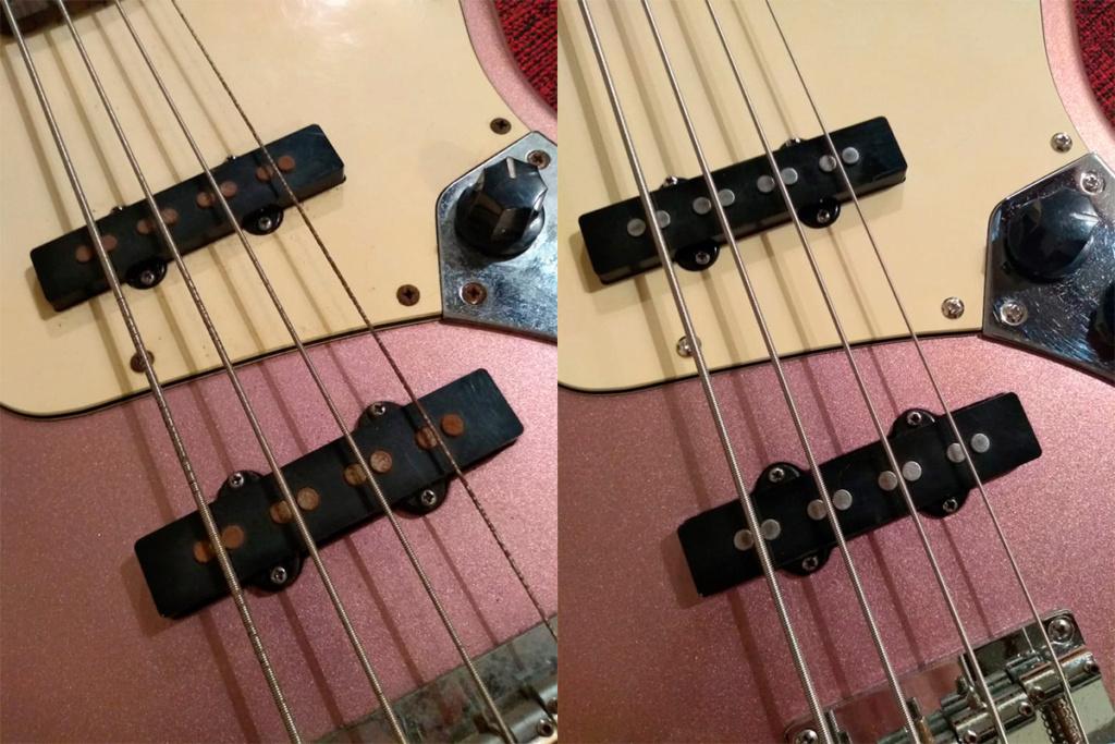 SX Jazz Bass (recuperação simples e caseira) 0110