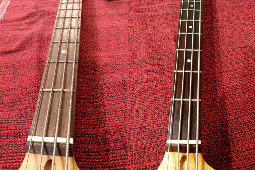 SX Jazz Bass (recuperação simples e caseira) 0510