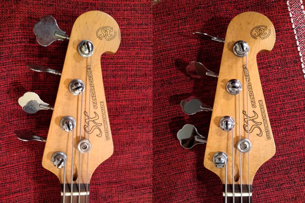SX Jazz Bass (recuperação simples e caseira) 0610
