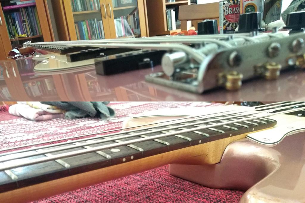 SX Jazz Bass (recuperação simples e caseira) 0810
