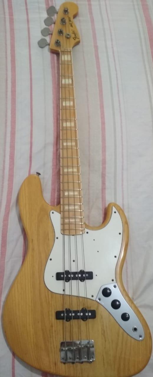 Fender Jazz Bass Japão - reissue 70s (será fake?) E9d0d810
