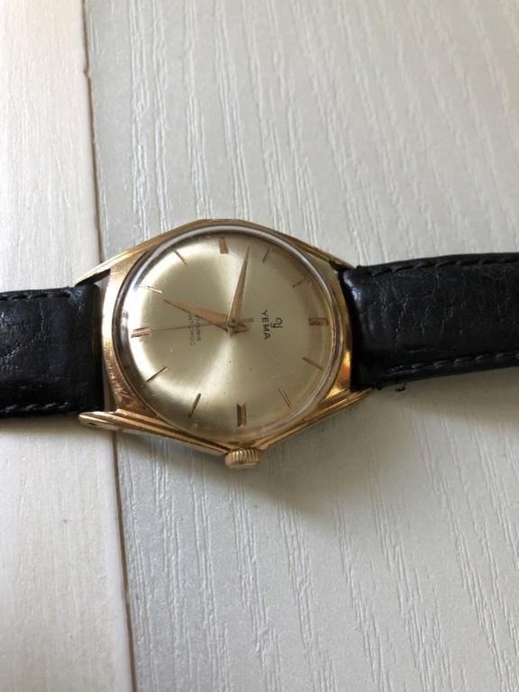 Renseignements/avis sur montre Yema. Image110