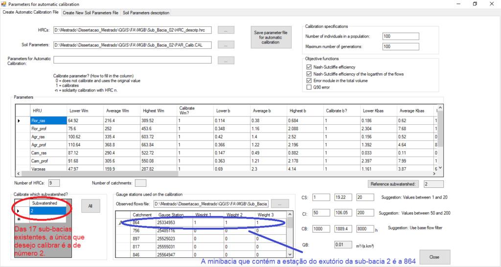 Problemas com Calibração Automática 0210