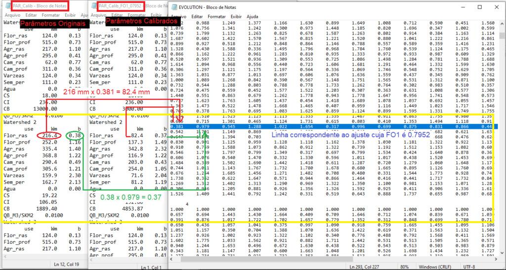 Problemas com Calibração Automática 0510