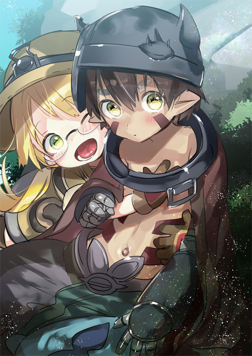 Regu [Made in Abyss] Made_i10