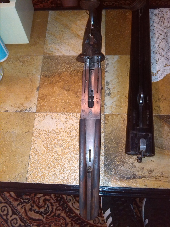 fusil de chasse juxtaposé calibre 12/65 systeme DARNE Img_2012