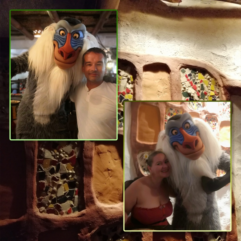 [TR terminé] Fêtons nos 20 ans d'amour au Séquoia Lodge (en GFC et pack signature Roi Lion)... septembre 2019 Rafiki10