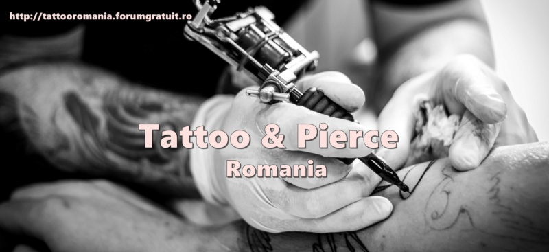 Tattoo & pierce Romania