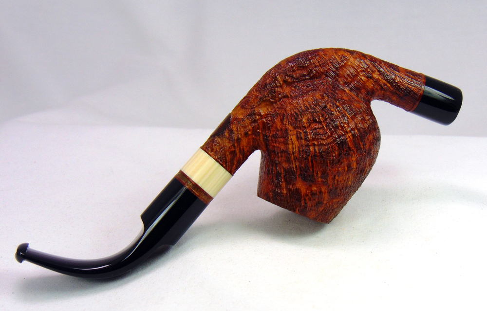 New RDPipes Blasted Bent Cavalier (sold) Dsc00513