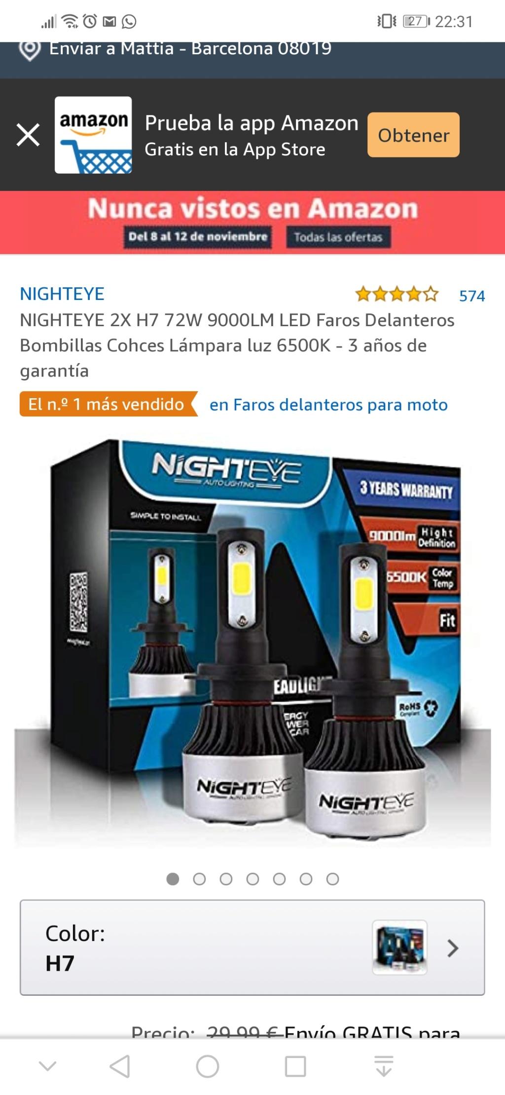 Faros leds nighteyes Screen10