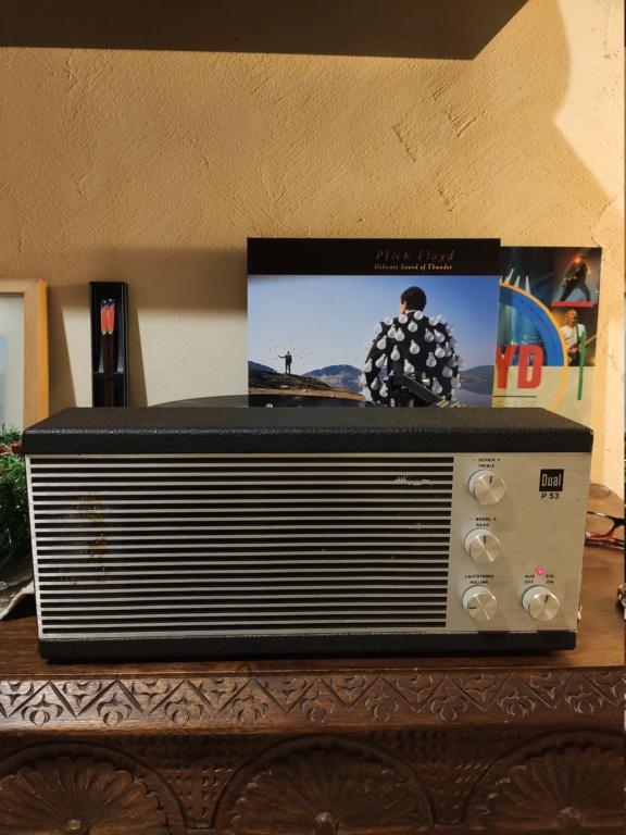 Giradischi Dual P53 piatto Dual 1210 Img_2012