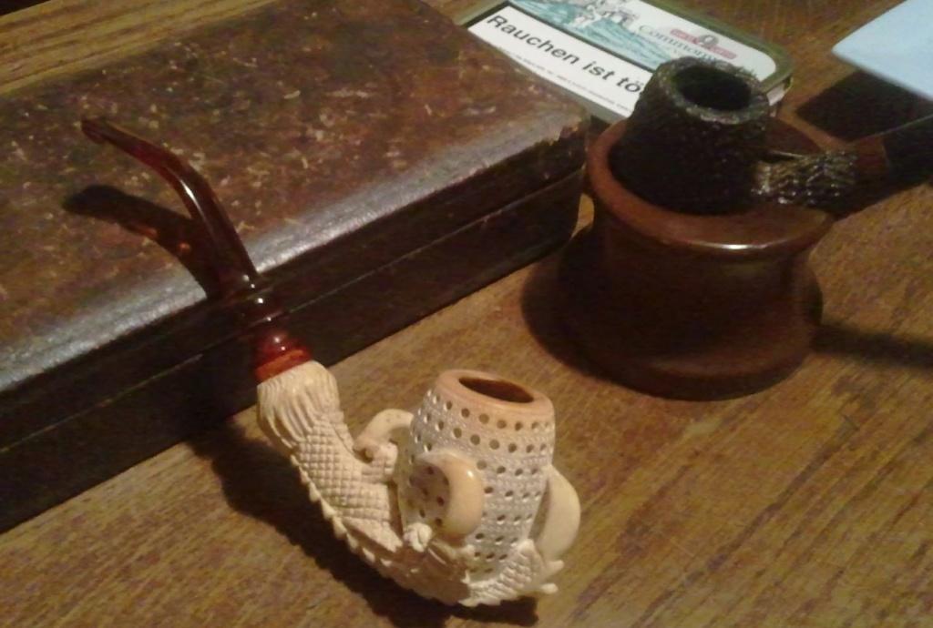 Le 23 décembre – Et après neuf heures du soir, nos gentilshommes fumaient encore ! Ce_soi11