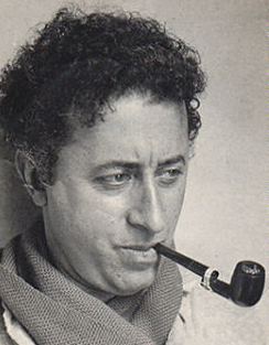 Octave fumant sa pipe, le gendarme 26 mai prendre. Dubout10