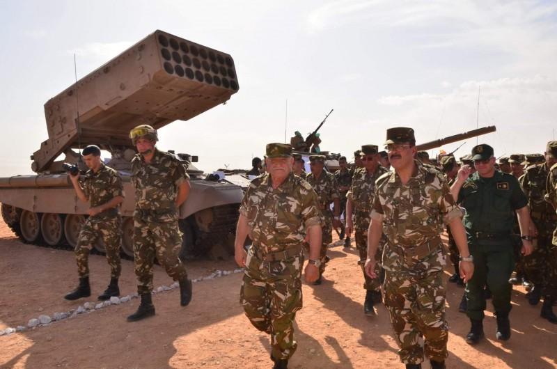 Armée Algérienne (ANP) - Tome XIV - Page 31 2019-017