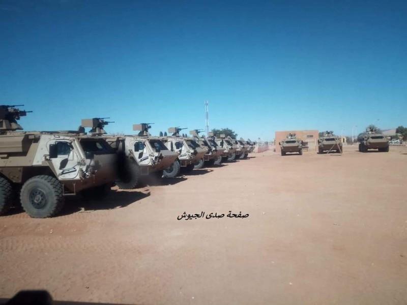 Armée Algérienne (ANP) - Tome XIV - Page 8 2019-114