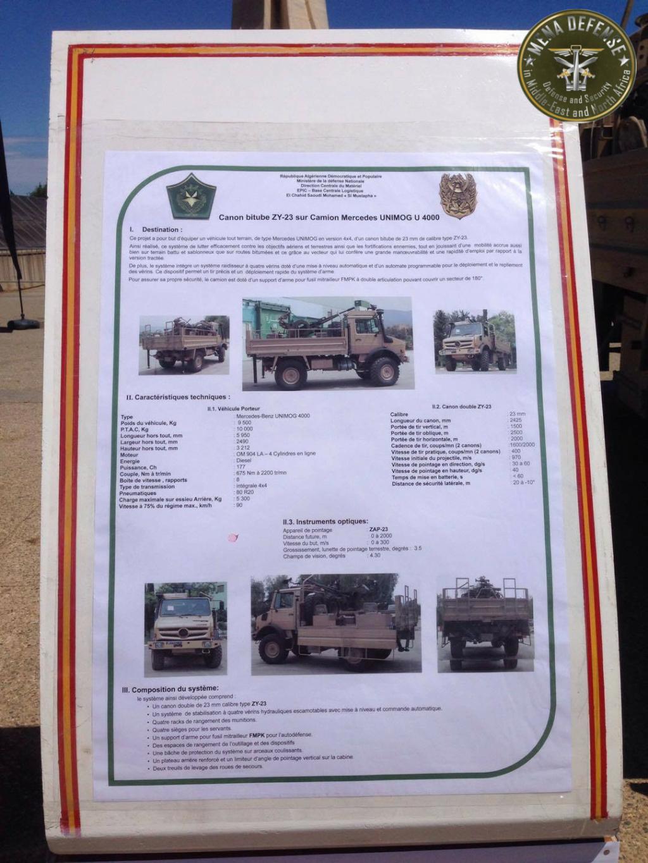 Armée Algérienne (ANP) - Tome XIV - Page 9 Unimog11
