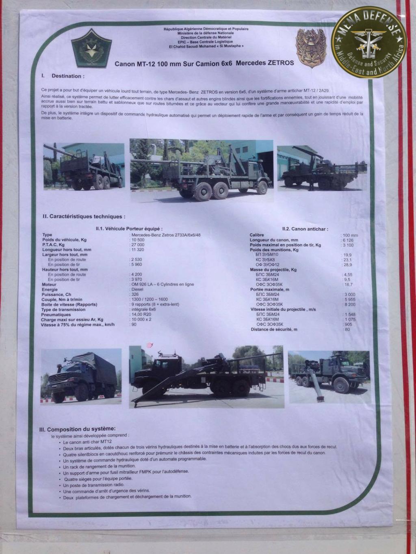Armée Algérienne (ANP) - Tome XIV - Page 9 Zetros10